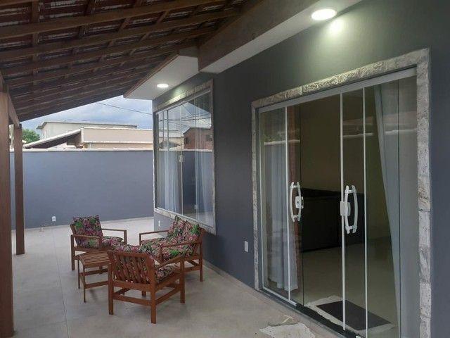 TF - Vendo casa pronta de 3 quartos