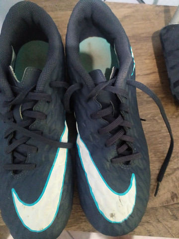 Chuteira Nike Hypervenon n° 38 - Foto 4