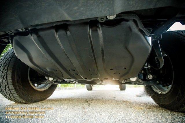 Ford Ranger 2.2 XLS 4x4 Diesel Auto 2020/2020 - Foto 13