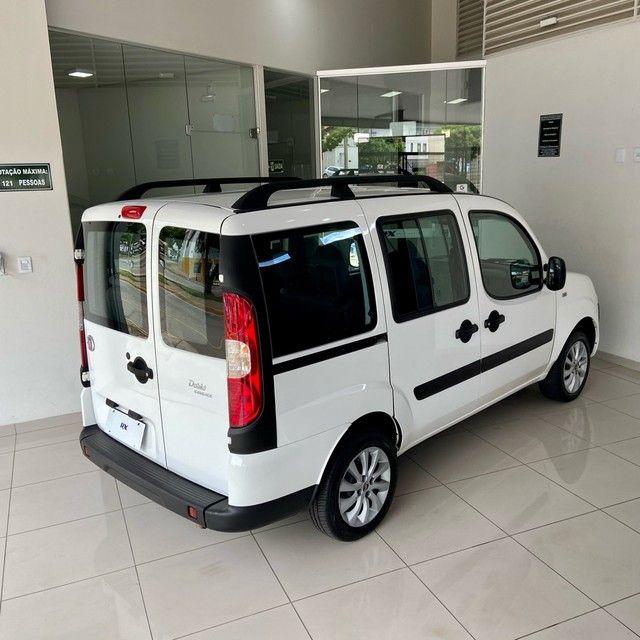 Fiat Doblo Essence 1.8 7lugares - Foto 7