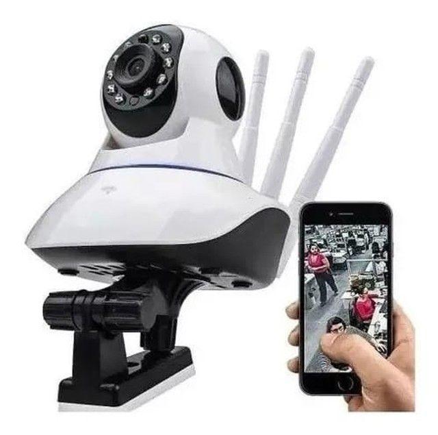 IP Câmera via wi-fi