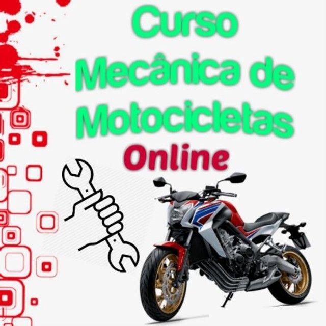 Curso de Mecânica de Motocicletas OnLine