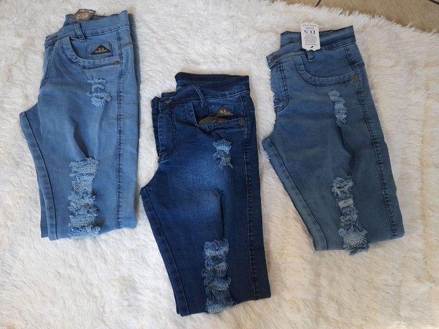 Calça jeans Adulto Masculino  - Foto 2
