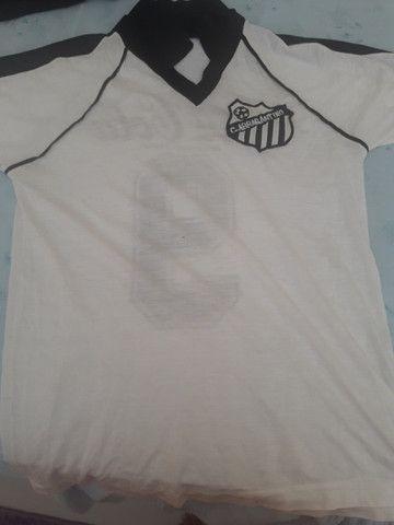 Kit 4 Camisas De Futebol Relíquias P/ Colecionadores - Foto 2