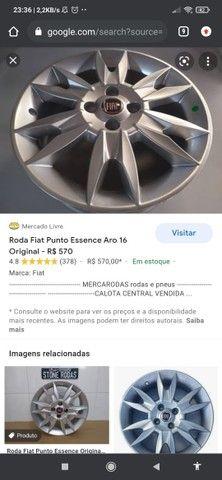 Rodas aro 16 com pneus - Foto 5