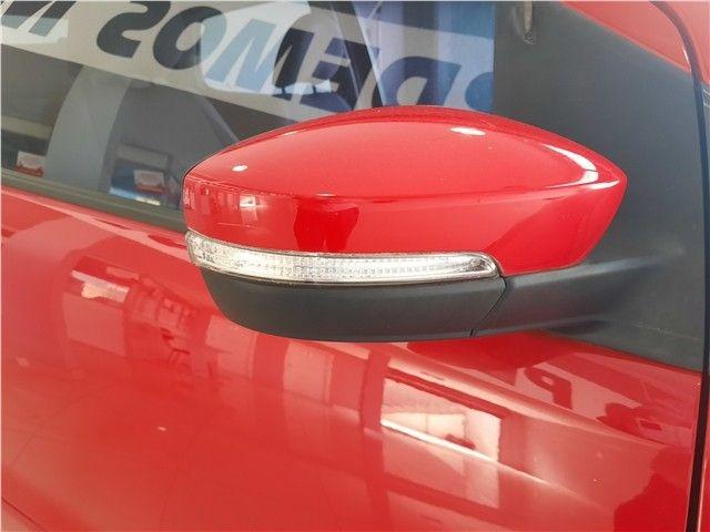 Volkswagen Fox 2012 1.0 mi 8v flex 2p manual - Foto 10