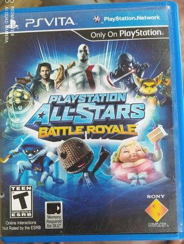 Jogo PS Vita ALL STAR BATTLE ROYALE