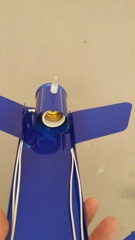 Lustre modelo avião  - Foto 3