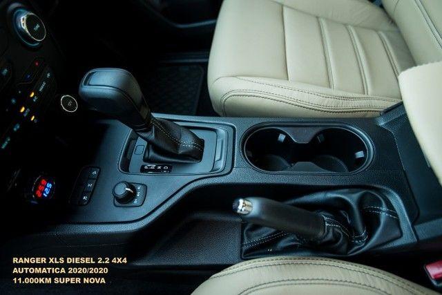 Ford Ranger 2.2 XLS 4x4 Diesel Auto 2020/2020 - Foto 8