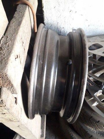 Rodas  de ferro da GM  - Foto 2