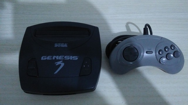 Genesis 3 Mega Drive 3 (Ps1,Ps2,Ps3,mega drive,nintendo,3ds,xbox,wii,psp,3do,pc,Game Boy)