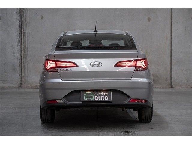 Hyundai Hb20s 2020 1.0 12v flex vision manual - Foto 4