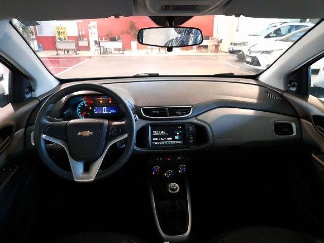 Chevrolet Onix 1.4 MPFI LT 8V FLEX 4P MANUAL - Foto 8