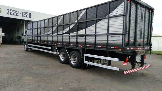 Cargo 2422 boiadeiro - Foto 2