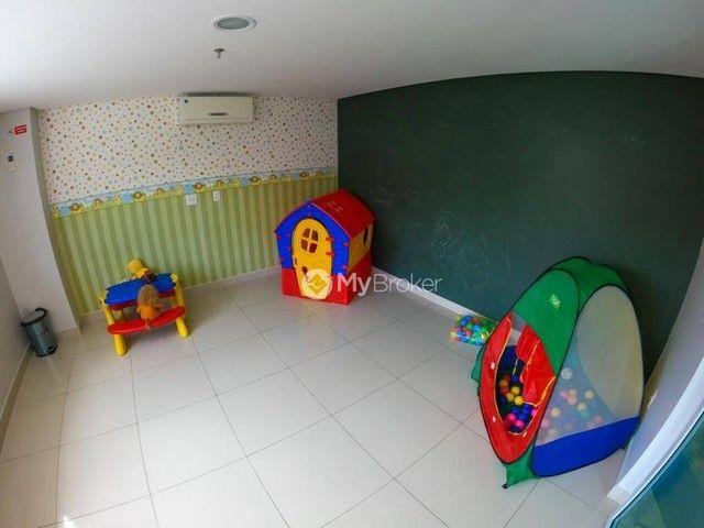 Apartamento à venda, 81 m² por R$ 539.444,90 - Engenheiro Luciano Cavalcante - Fortaleza/C - Foto 14