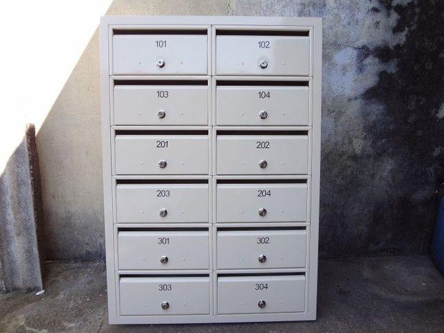 Caixa correio para condominio  - Foto 6