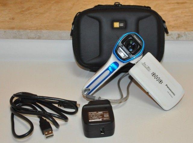 Filmadora Panasonic a prova de água. Full HD - HX-WA03 - Foto 2