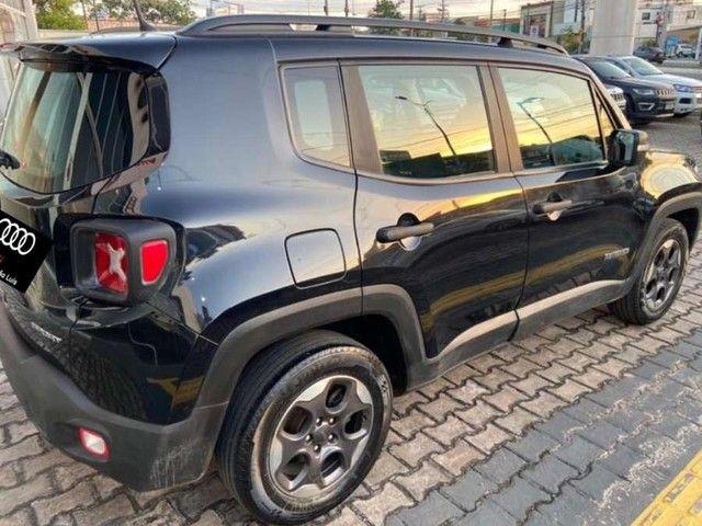 Jeep Renegade  Sport 1.8 4x2 Flex 16V Mec. - Foto 2