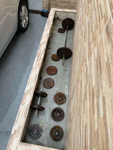 Anilhas com barras - Foto 3