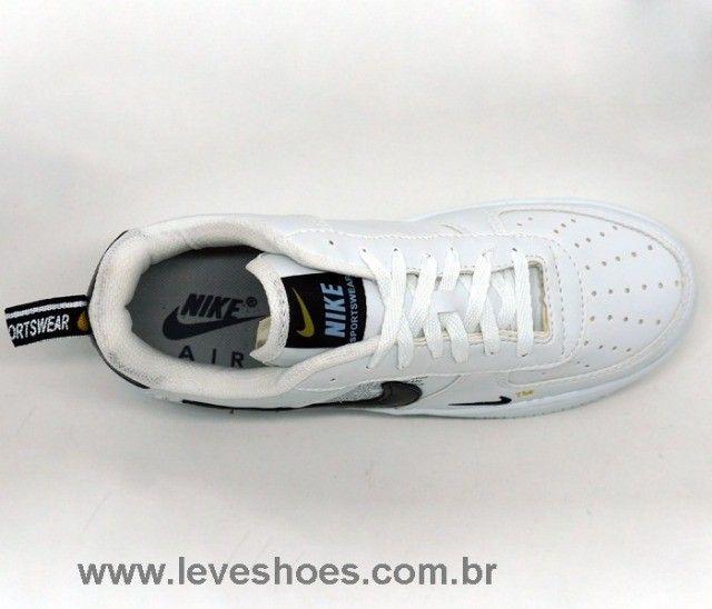 Atacado Tênis Nike Air Force 1 TM Barato - Foto 4