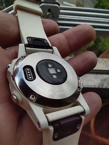 Relógio Garmin Fênix 5S - Foto 5