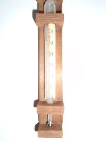 Termômetro Antigo De Parede Para Ambientes - Foto 2