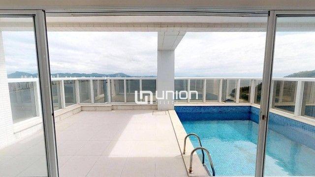 Cobertura Duplex frente mar à venda, 475 m² por R$ 21.445.000 - Centro - Balneário Cambori - Foto 14