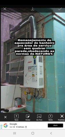 Assistência técnica especializada em aquecedor e fogão a gás  - Foto 5