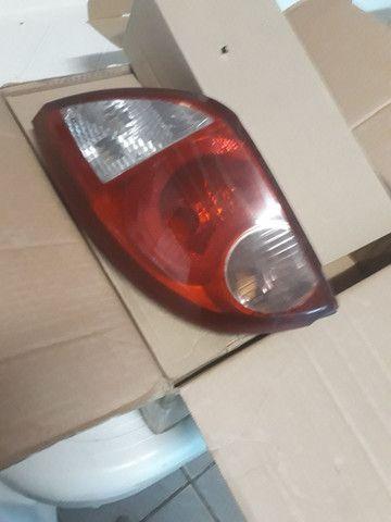 Jogo de lampadas em led e par de lanterna traseira - Foto 5