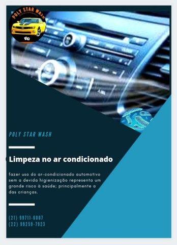 Estética Automotiva POLY Star Wash atendimento agendado em Iguaba Grande - Foto 4