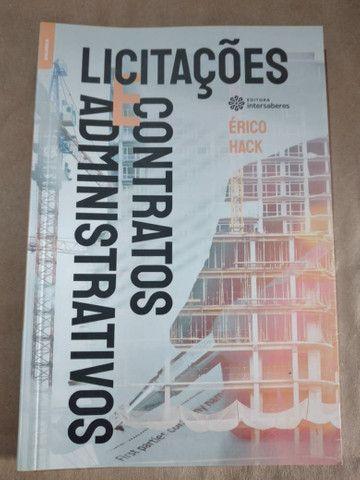 Livro - Licitações E Contratos Administrativos - Foto 2