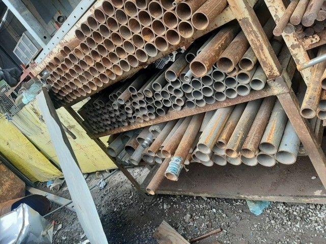 tubos mecanicos e maciços  - Foto 2