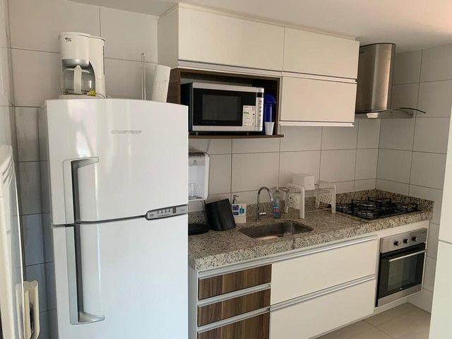 Aluguel de Exelente apartamento mobiliado no Bairro do Bessa - Foto 12