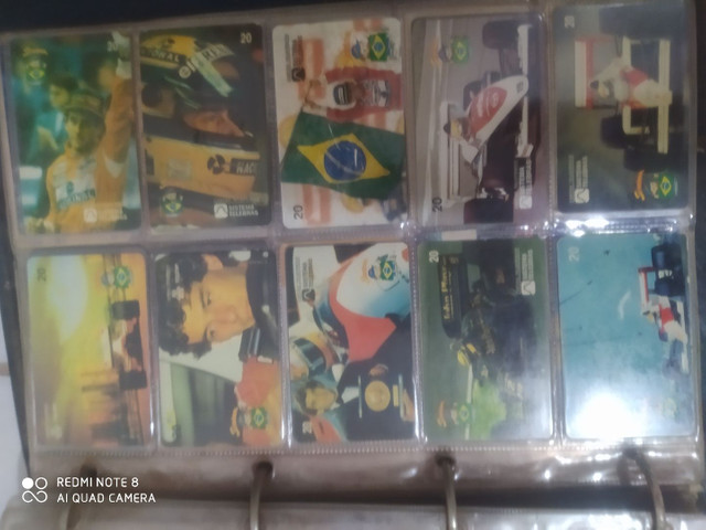 Coleção de cartão - Foto 2