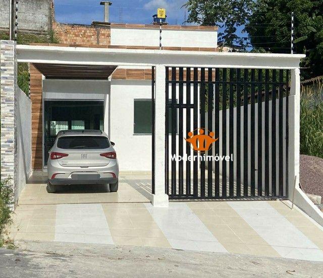 Imóvel no Parque Dez - 3qrts, sendo 1 suíte - Casa com Ampla garagem