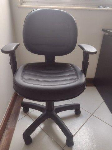 Mesa + Cadeira pra Home Office - Foto 6