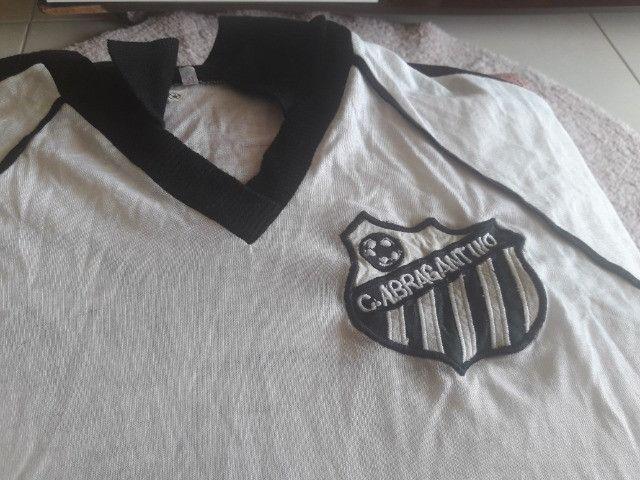 Kit 4 Camisas De Futebol Relíquias P/ Colecionadores - Foto 5