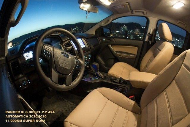 Ford Ranger 2.2 XLS 4x4 Diesel Auto 2020/2020 - Foto 2