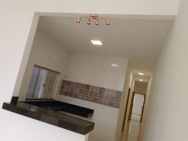 Nova Casa de 3 Quartos, Varanda Gourmet, Acabamento Alto - Jardim Europa - Foto 7