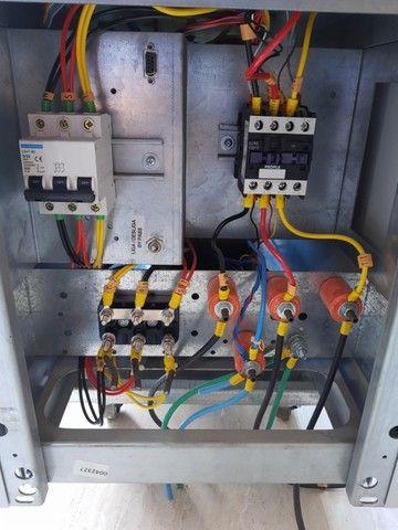 Estabilizador Eletronico CM Comandos 15 kva - Foto 2