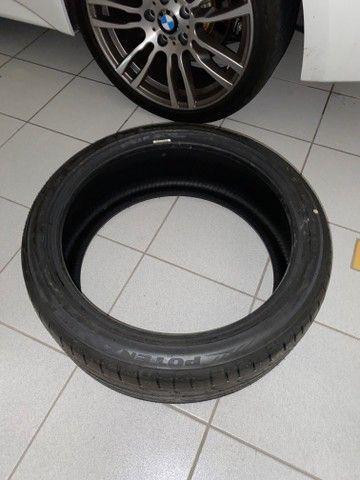 Pneu Bridgestone Potenza S001 Runflat 225 40 R19 - Foto 4