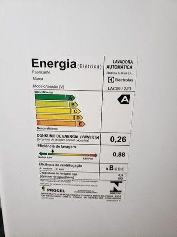 Máquina de lavar 8,5kg