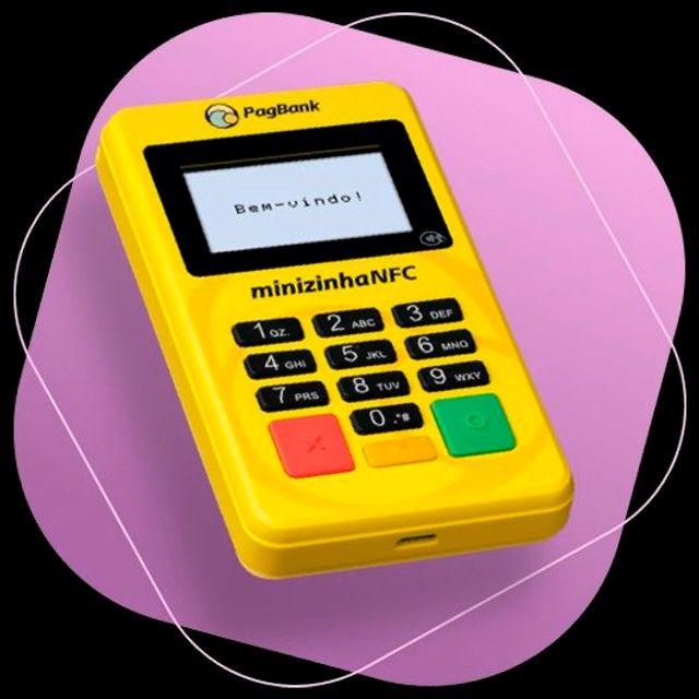 Minizinha NFC Modelo novo. - Foto 2