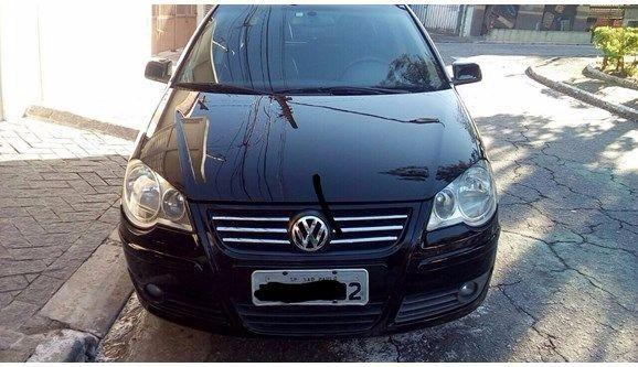 Vw - Volkswagen Polo 1.6 Hatch 2008 / 2009 ( 98663-2898 Ligue )