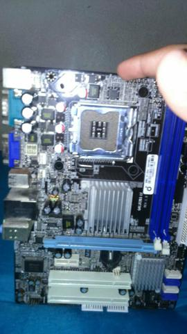 Placa DDR 2 + HD de 500G