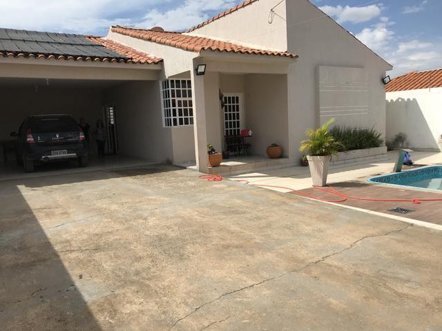 Linda casa de 3 qts, suíte, laje em Condomínio Fechado de Sobradinho/ Vila Verde - Foto 4