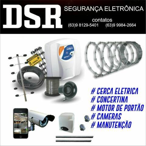 DSR Segurança Eletrônica