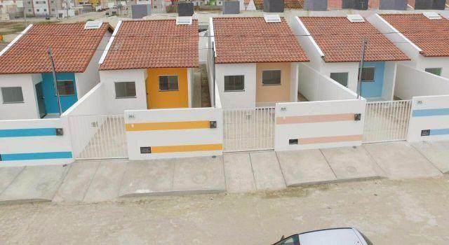 Casa de 2 quartos com beco em Campina Grande pb