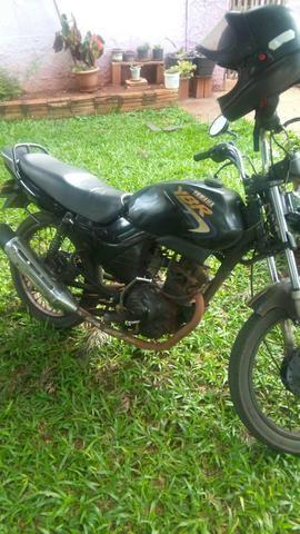 Vendo moto ybr 2003