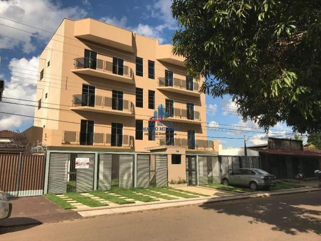 Apartamento residencial à venda, Embratel, Porto Velho